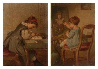 François Louis LANFANT dit LANFANT de METZ (Sierk 1814 - le Havre 1892)