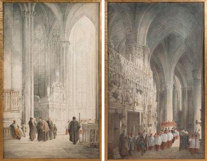 A. CARDINAL (Actif au XIXe siècle)