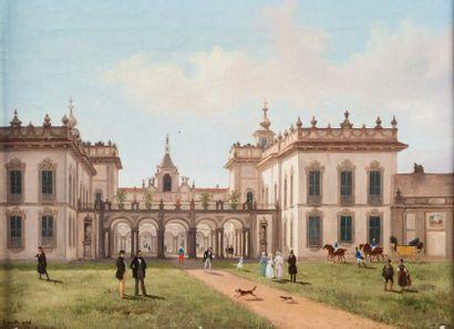 CANELLA Giuseppe, 1836