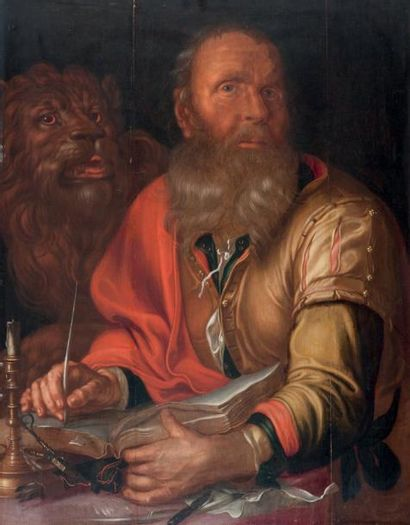 Attribué à Joachim WTEWAEL (1566 - 1638)