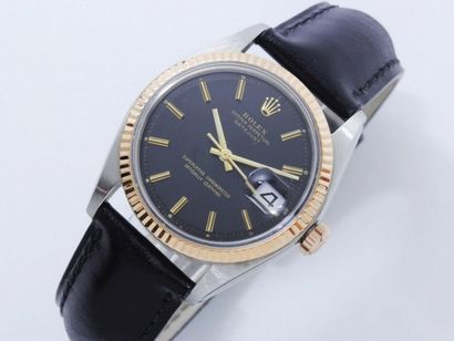 ROLEX ''OYSTER PERPETUAL DATEJUST'' Montre...