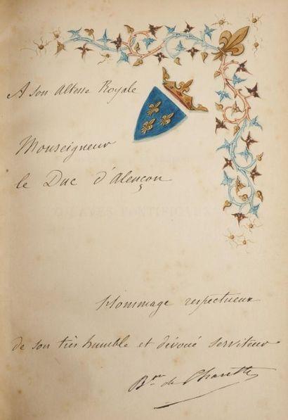 Général Baron de Charette et autres  auteurs,...