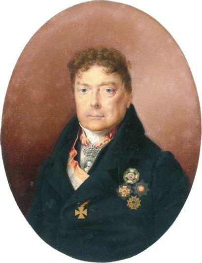 Franz Lieder (Vienne, circa 1820)  Duc Alexandre...