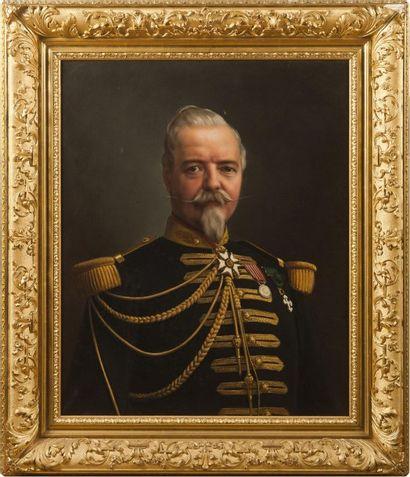 Edouard VIÉNOT, circa 1865  Le Général de...