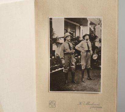 Studio K.Mackawa. Yokohama, début du XXe siècle  Ferdinand d'Orléans duc de Montpensier...