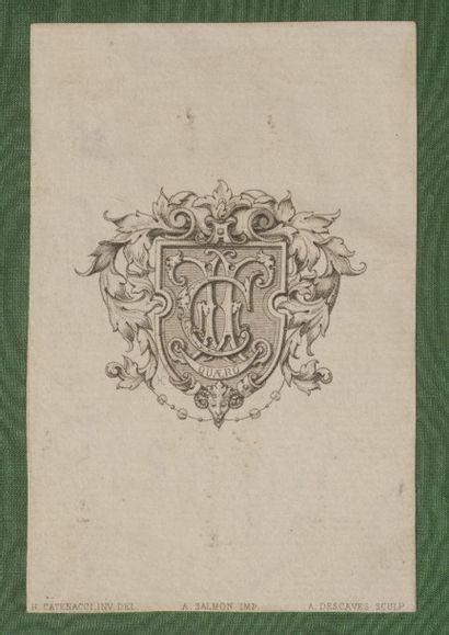 Maurice (Charles-R.-E, De), Histoire de la Légion-d'honneur par M. Saint-Maurice,...