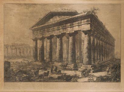 PIRANESE (Giovanni Battista Piranesi 1720-1778)...