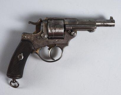 Revolver d'ordonnance modèle 1873 S-1876,...