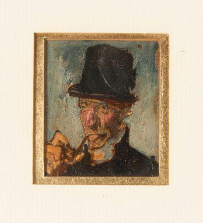 Auguste BOULARD (XIXème siècle)  L'homme...