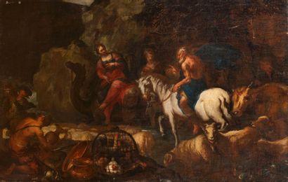 Anton Maria VASSALO (Gènes 1620 – Milan 1664)...
