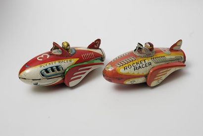ROCKET RACER, Jouet Petit jouet automobile...
