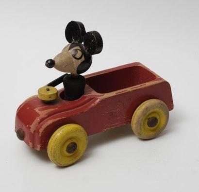 MICKEY MOUSE, Jouet Petit jouet en forme...