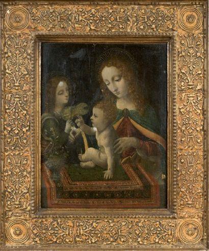 École ITALIENNE du XVIe siècle,