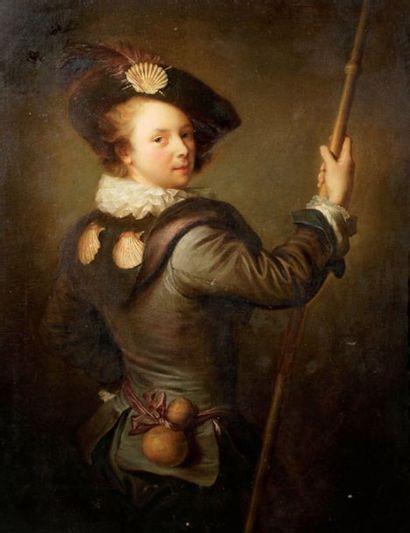 Jean Alexis GRIMOU (Argenteuil vers 1678-Paris 1733)