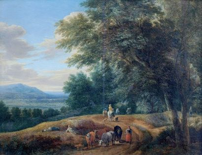Peeter BOUT (1658-1719) et Adriaen BOUDEWYNS (1644-1711)
