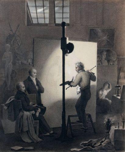 François Louis DEJUINNE (Paris 1786-1844)