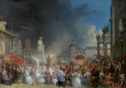 Joseph BEAUME (Marseille 1796-Paris 1885)