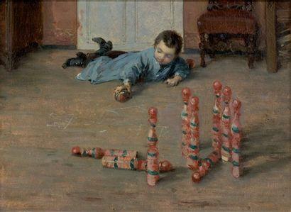 Jules Henri VERON-FARE (Actif en France à la fin du XIXe et au début du XXe siècle)