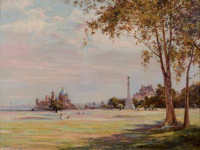 François Edouard ZIER (Paris 1856-Thiais 1924)