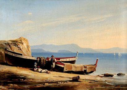 Alphée de REGNY (Lyon 1799-Genève 1881)
