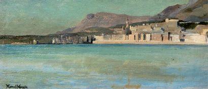 Marcel MANGIN (Cherbourg 1852-1915)
