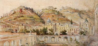 École ITALIENNE du XIXe siècle