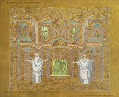 Alexandre RAYMOND (Constantinople 1872-? 1941)