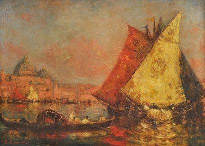 E. ROMANI Venise