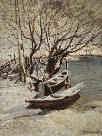 Wartan MAHOKIAN (1869-1937)