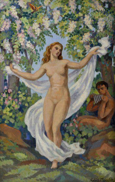 Gabriel MOISELET (1885-1961)