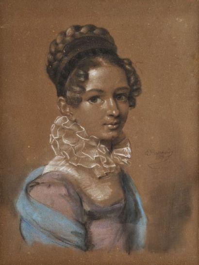 Etienne BOUCHARDY (Paris 1797-1844)