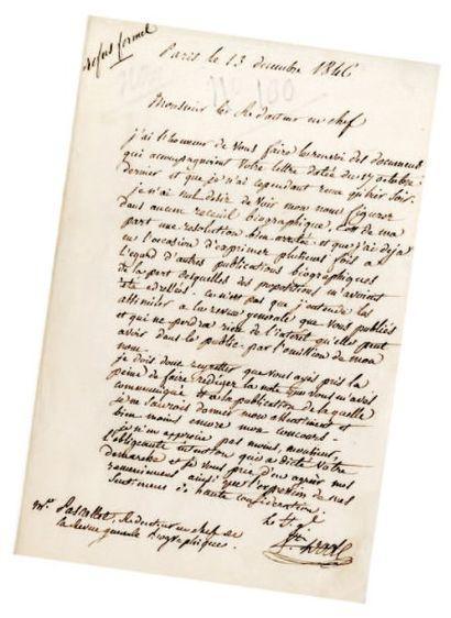 DODE DE LA BRUNERIE Guillaume [Saint- Geoire-en-Valdaine, 1775 - Paris, 1851], maréchal de France.