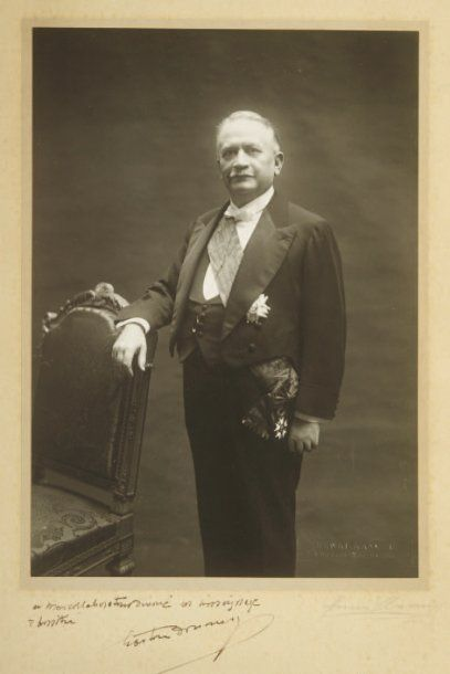 DOUMERGUE Gaston [Aigues-Vives, 1863 - Tournefeuille, 1937]