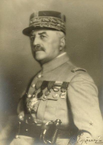 FRANCHET D'ESPÉREY Louis Félix Marie François [Mostaganem, 1856 - château d'Amancet, 1942]