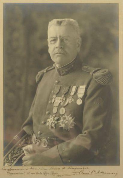 LOUIS II DE MONACO [Baden-Baden, 1870 - Monaco, 1949], prince de Monaco.