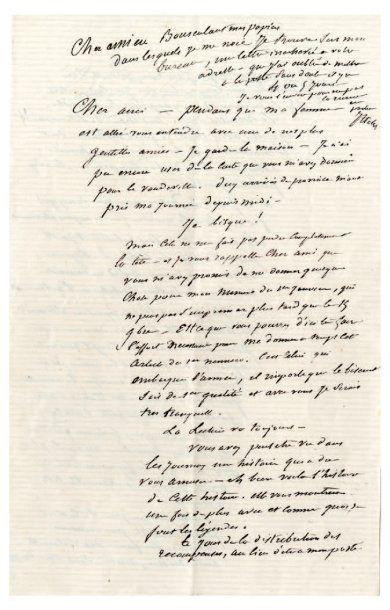 HETZEL Pierre-Jules [Chartres, 1814 - Monte-Carlo, 1886], éditeur et écrivain français.