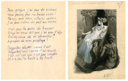 LOUYS Pierre (Pierre Louis, dit) [Gand, 1870 - Paris, 1925], écrivain français.