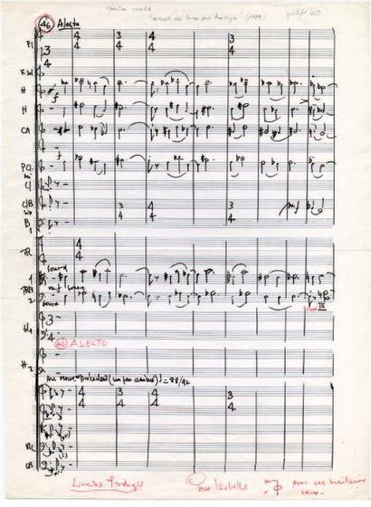 OHANA Maurice [Casablanca, 1914 - Paris, 1922], pianiste et compositeur français.