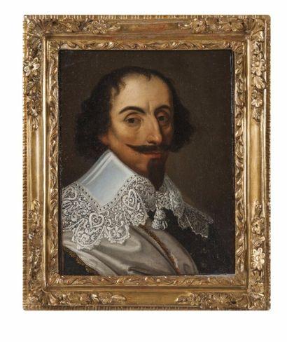 CLAUDE DÉRUET (attrib. à),  circa 1627-1629...