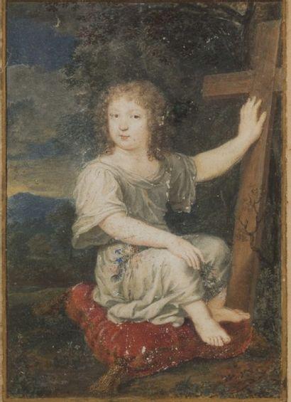 Pierre MIGNARD, (cercle de), circa 1642  Louis...