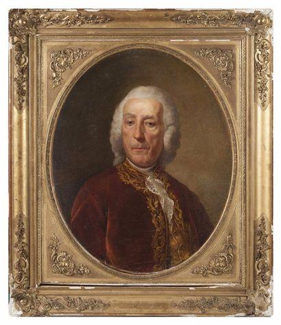 Alexandre ROSLIN (attrib. à), circa 1755...