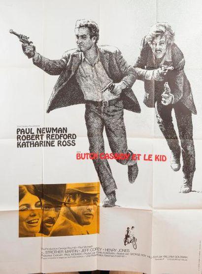 Butch Cassidy et le kid, de George Roy Hill...