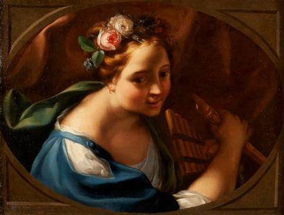 PIETRO BIANCHI (ROME 1694–1740)  La Muse...