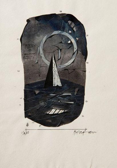 ASSADOUR BEZDIKIAN (NE EN 1943)  Composition...