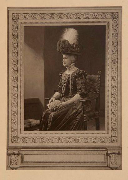 PAUL NADAR (1856 – 1939) Princesse Françoise...