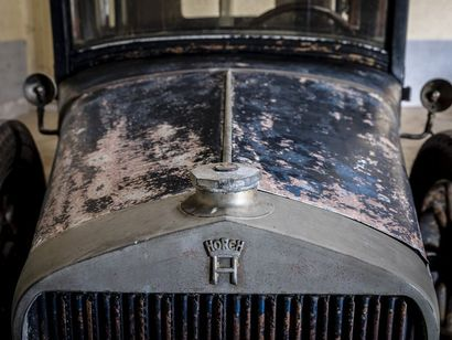 Horch 8 type 350 pullman saloon Horch 8 type 350 pullman saloon 1928 N° châssis ou...