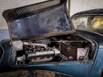 Salmson Berline S4 Salmson Berline S4 N° châssis ou moteur : Présentée en 1932 par...