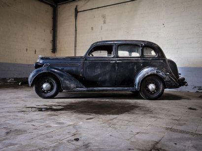 Plymouth de luxe 6 berline Plymouth de luxe 6 berline 1936 N° châssis ou moteur :...