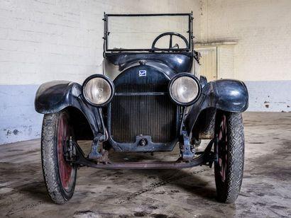 Buick H 45 Torpedo Buick H 45 Torpedo 1919 N° châssis ou moteur : 15923 (moteur)...