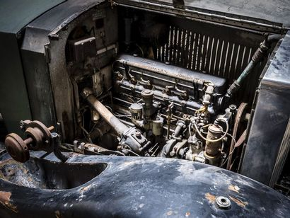 Overland serie 59 torpédo Overland serie 59 torpédo 1913 N° châssis ou moteur : Société...